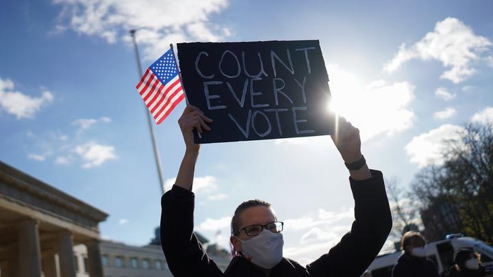 Закон на стороне Трампа: Найдена лазейка для пересчёта голосов