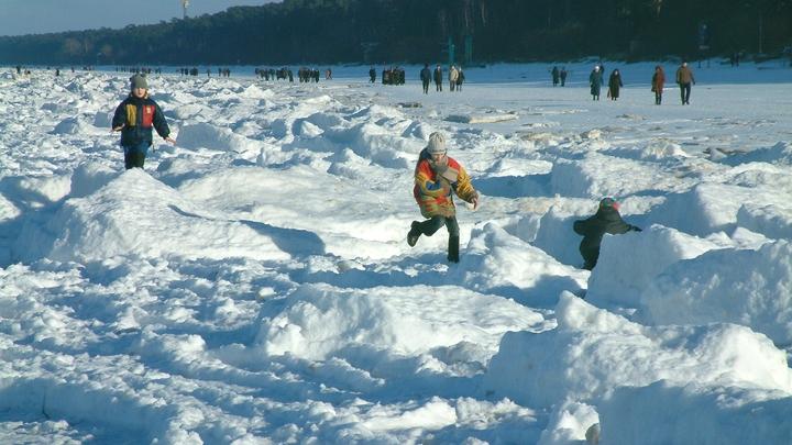 После резкого похолодания новосибирцев ждёт потепление