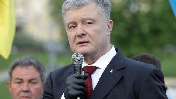 Можете переспросить у Януковича: Порошенко дерзко огрызнулся на Зеленского