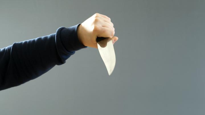 Бил ножом на глазах у 5-летнего ребёнка: На мать с малышом напали в Москве
