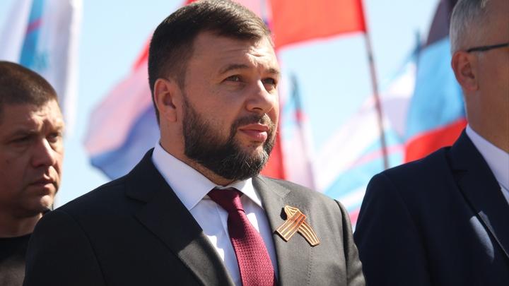 Глава ДНР указал на нелепое заявление Зеленского: Здесь желания… мало