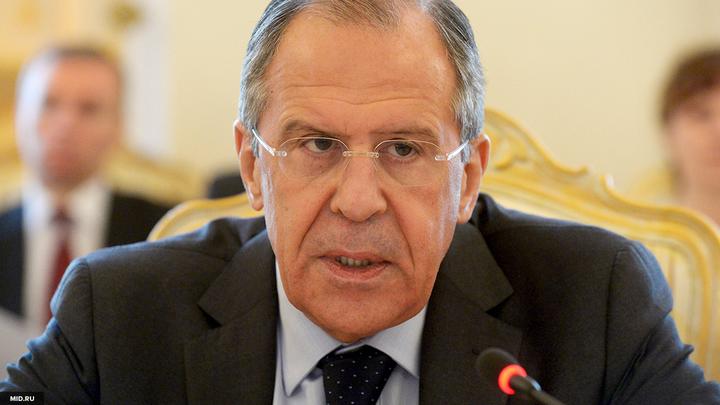 Россия зеркально ответит на введение визового режима Украиной - Лавров
