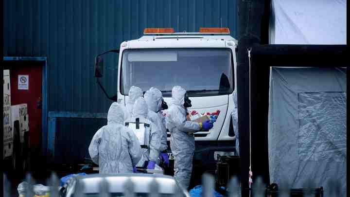 Глава химической лаборатории в Портон-Дауне: Вину России в деле Скрипаля доказать не удалось