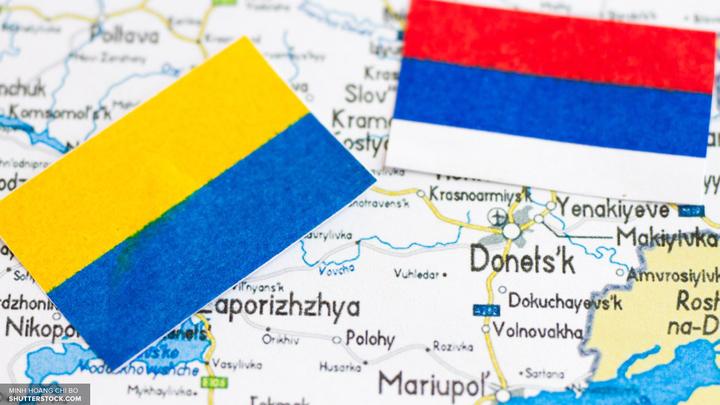 МИД РФ призвал Киев не доводить до катастрофы ситуацию в Донбассе