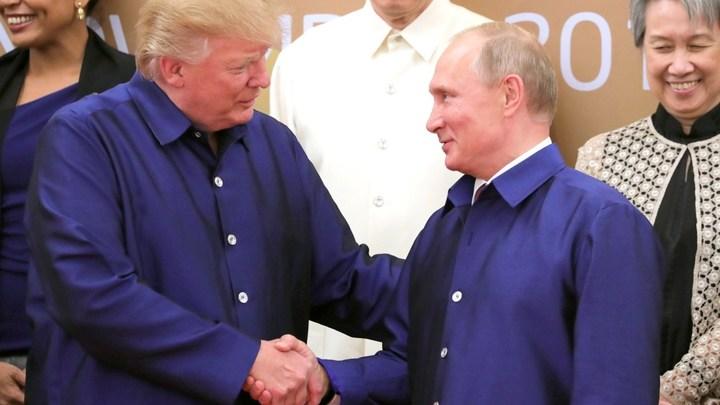 СМИ саботируют встречу Путина с Трампом