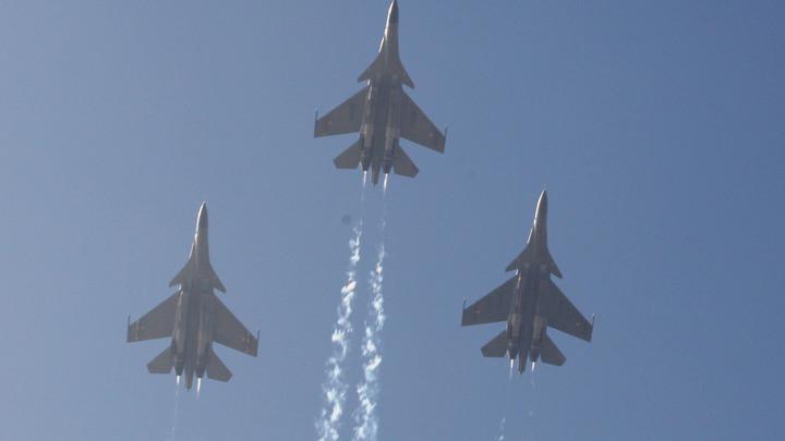 Проверено на террористах в Сирии: Армия России получит больше Су-30