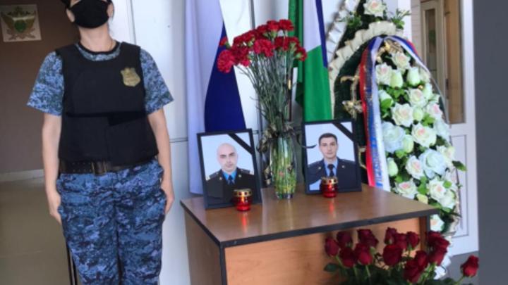 Семьи убитых в Сочи приставов получат соцподдержку
