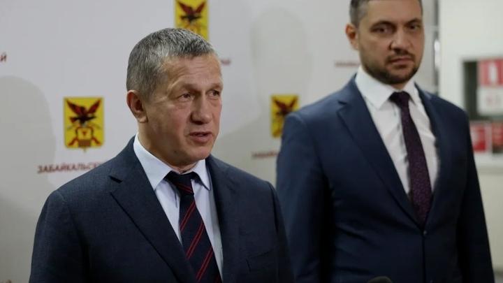 В Читу прибыл зампред Правительства России Юрий Трутнев