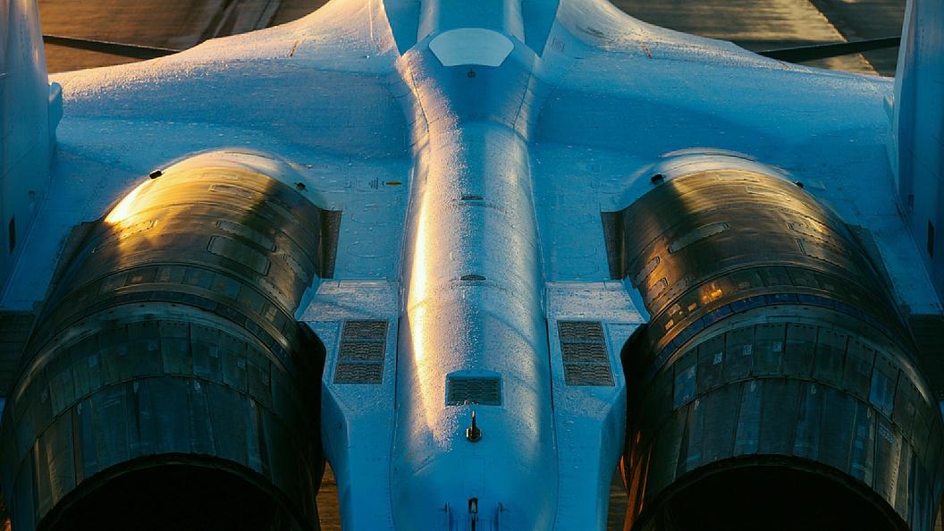 Истребители ВВС Японии сопроводили русские Ту-95МС