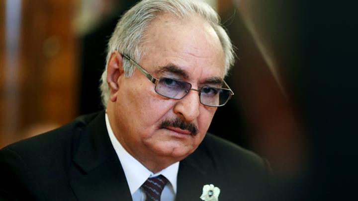 Выпускник академии Фрунзе отбирает у банд демократов столицу Ливии