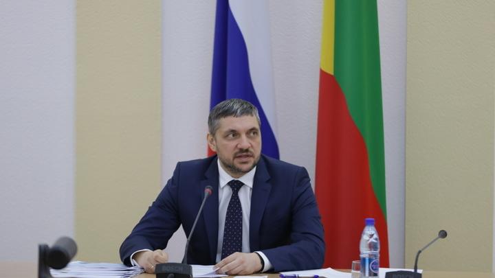 Пресс-служба Осипова: должность, приписываемая губернатору, вакантна с 2013 года