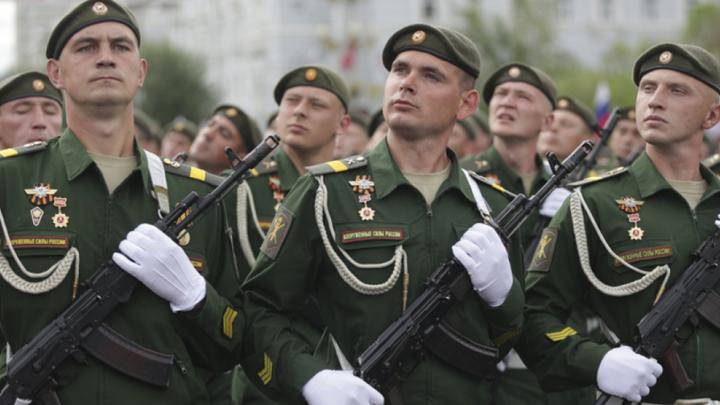 В весенний призыв ряды Вооруженных сил пополнит 1,5 тысячи забайкальцев
