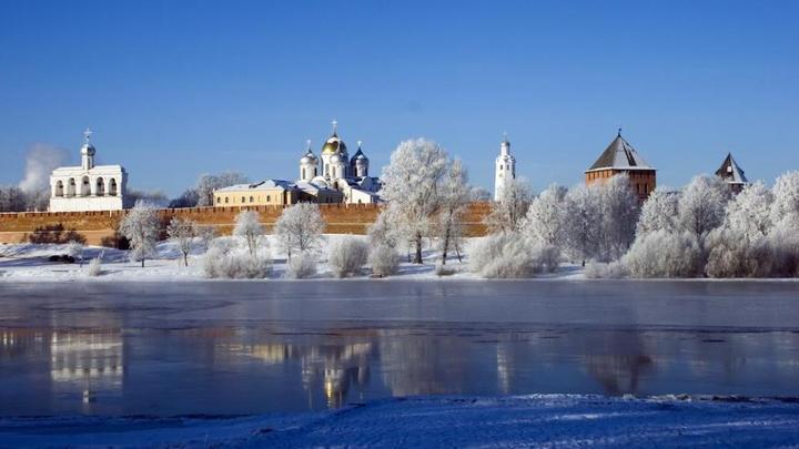 Новогоднее путешествие в Новгород Великий