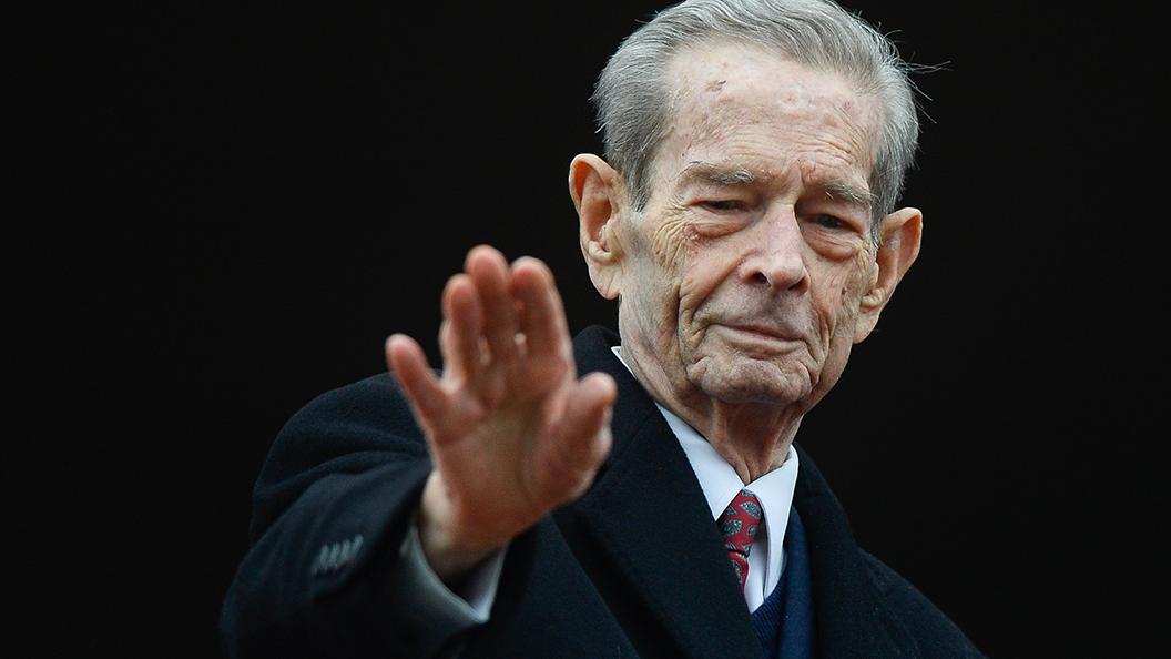 Последний монарх Румынии Михай I скончался отрака вШвейцарии