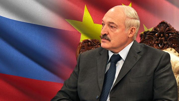 Лукашенко может использовать китайский фактор на переговорах с Кремлём
