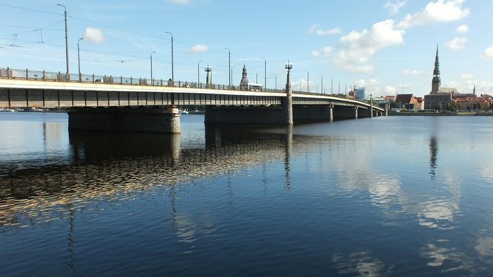 Цветочные горшки на миллиард: Калининградцы удивились смекалке строителей моста