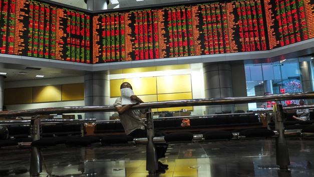Азиатские биржи показывают снижение из-за заявлений Трампа