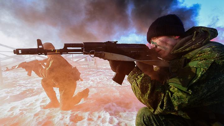 Русская армия - реально всех сильней!