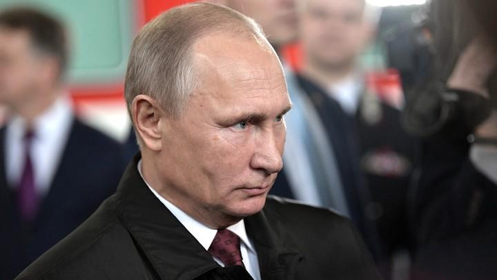 Рабочие России воскликнули Дай, Бог при словах Путина о выдвижении – видео
