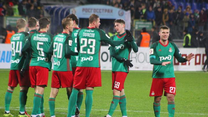Локомотив после победы над Уралом рвётся вперед, к чемпионству