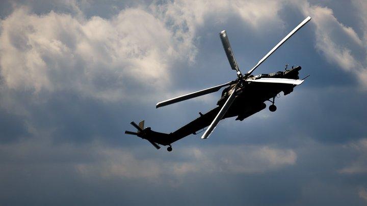 Один пилот не выжил: Стали известны подробности жёсткой посадки вертолёта Ми-35 в Крыму