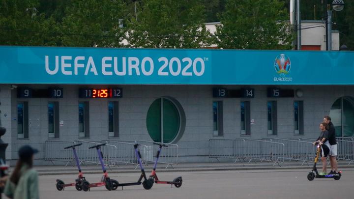 Фан-зоны в Санкт-Петербурге для болельщиков Евро-2020