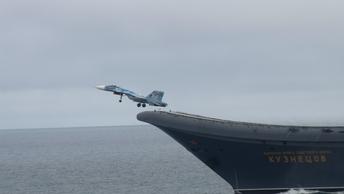 Наш флот обгонит США: России хватит 10 лет, чтобы переплюнуть американские авианосцы