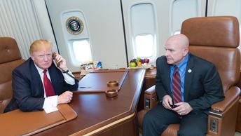 Трамп по телефону попытался усмирить разбушевавшегося Эрдогана