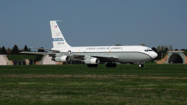 Комсомольск-на-Амуре привлек внимание разведывательного самолета США