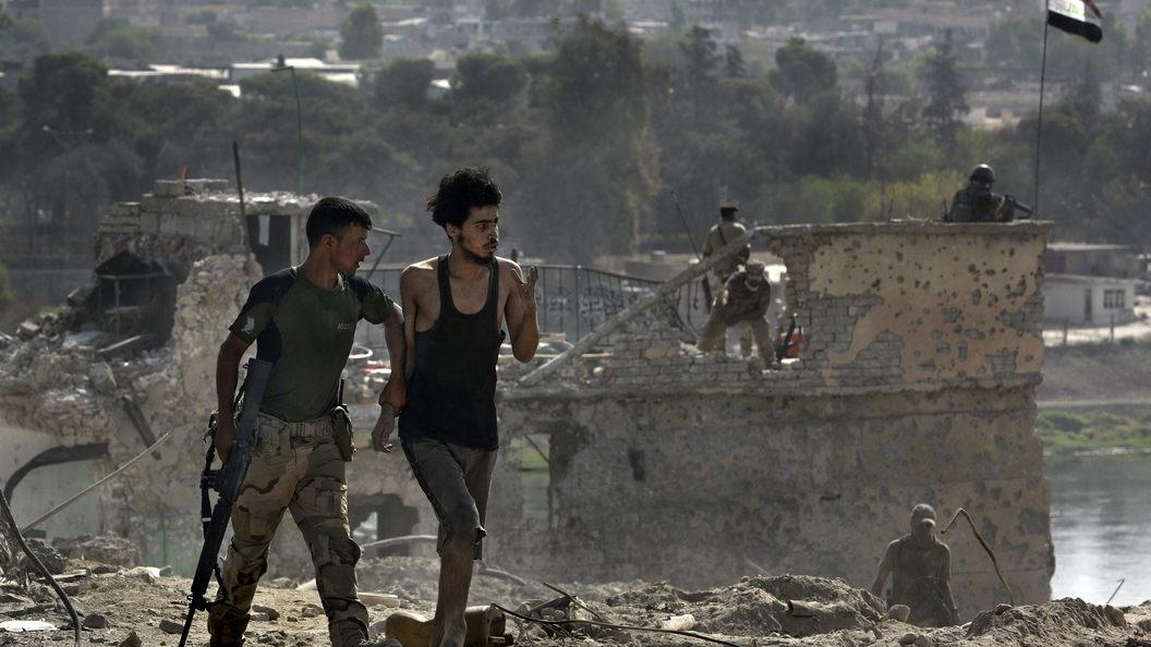 В Ираке уничтожен завод ИГИЛ по изготовлению взрывных устройств