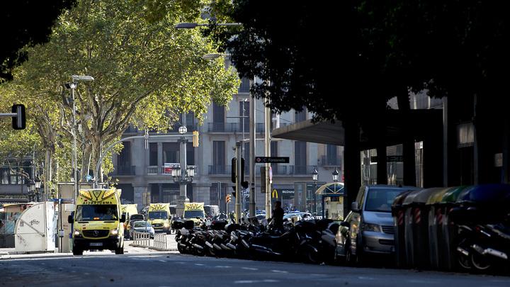 Число жертв в результате теракта в Барселоне увеличилось до 14 человек