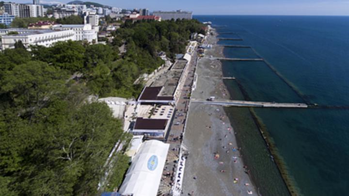 Туристическая отрасль пытается спасти летний сезон в Краснодарском крае