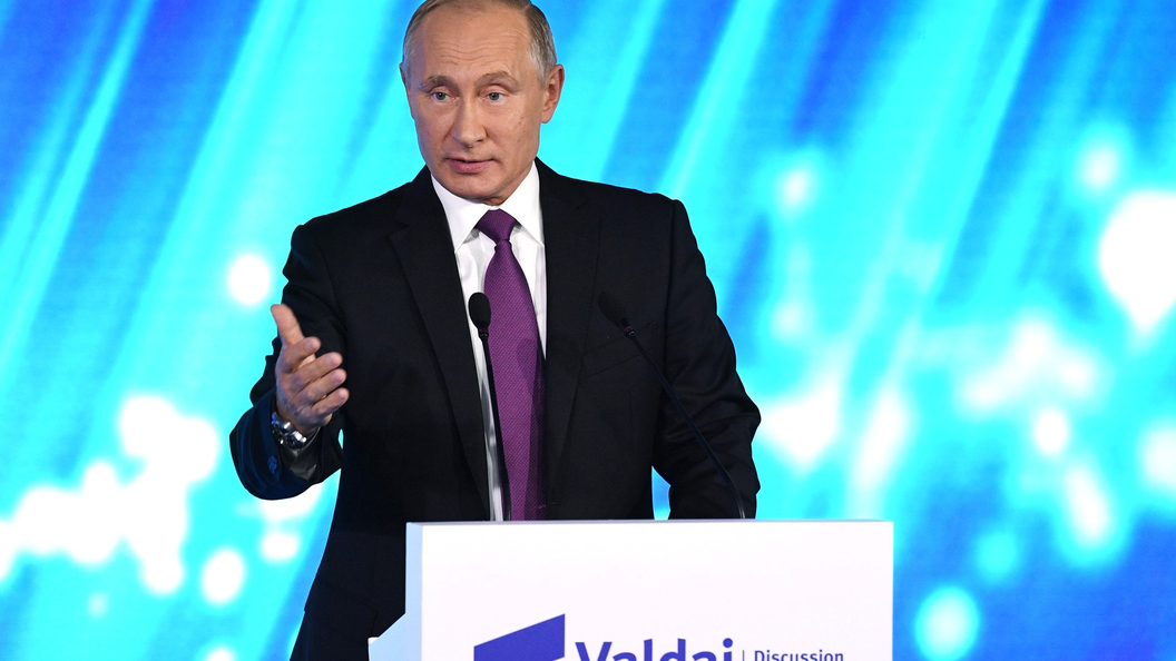 Путин объявил опостепенном уходе отслужбы попризыву в Российской Федерации