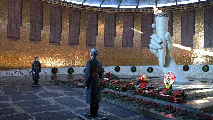 В США впервые фестивалем вспомнили героев Сталинградской битвы