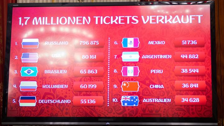 Саранск и Волгоград – за счастье! Стартовал последний этап продажи билетов на чемпионат мира