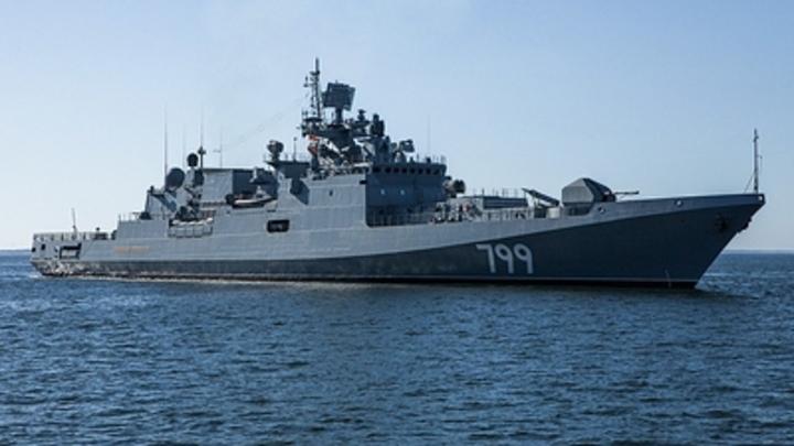 Через турецкие проливы: Сразу два русских фрегата с Калибрами начали переход Босфора и Дарданелл