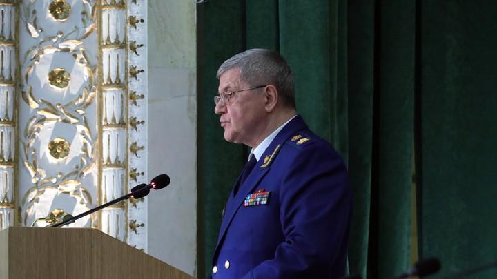 Необходимо дополнить: Чайка выступил за изменения в законе о внесении НКО в реестр иноагентов