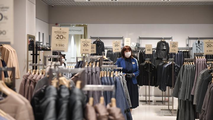 Цены на одежду и обувь в Новосибирске вырастут на 15-20%