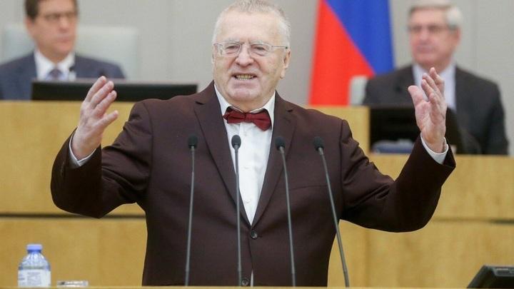 Жириновский назвал имя будущего президента США: Для России он подарком не будет