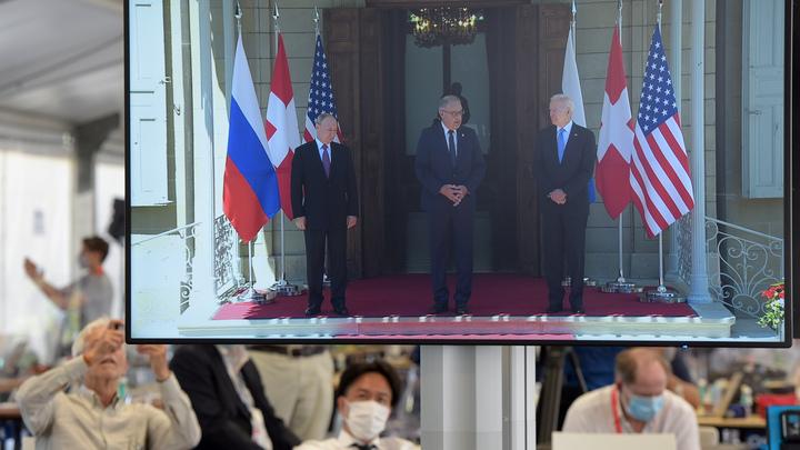 Встреча Путина и Байдена не могла решить проблемы: Её миссия была в другом…