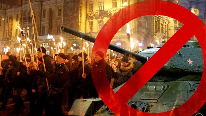 Украина-2019: Фильм «Т-34» запретить, свастику в ТЦ разрешить