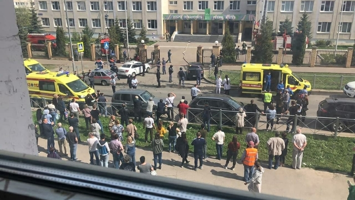 Самарский экс-сотрудник силовых структур о трагедии в Казани: «ЧОП мог бы снизить количество жертв»