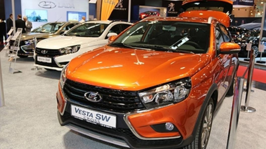 Люкс по бросовой цене АвтоВАЗ готовит новую Lada Vesta Cross к летнему сезону продаж
