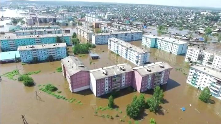 Вода снова придёт. Почему наводнения в России учащаются