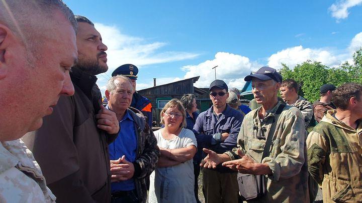 Гурулев: В Забайкалье, как в известнойдеревне Гадюкино, каждый день идут дожди