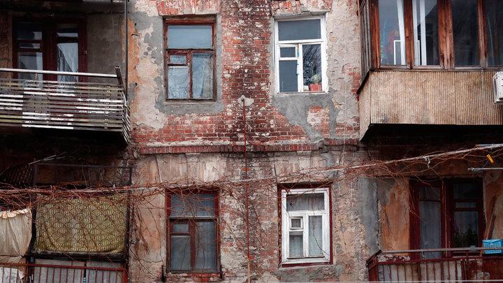 Ветхая страна: Как аварийное жилье стало водой в решете
