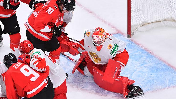 Холодный душ от Канады: Россия снова осталась без хоккейного золота
