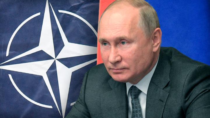 НАТО всё? Путин «выиграл войну»