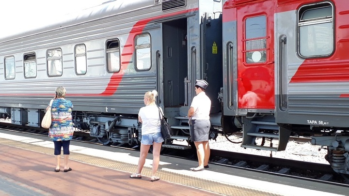 Уехать в Сочи на поезде ростовчане могут на 30% дешевле