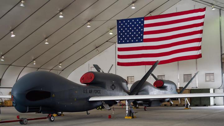 Ни дня без провокации: Американские беспилотники продолжают испытывать нервы нашей авиации и ПВО